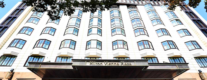 Hilton Vienna Plaza, Austria - Hotel Exterior