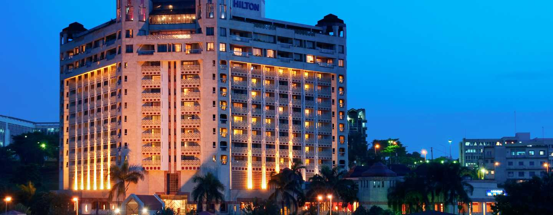 Hilton Yaounde, Cameroon - Welcome to the Hilton Yaounde hote