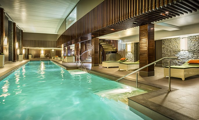 Hilton Queenstown Resort & Spa - Indoor Pool