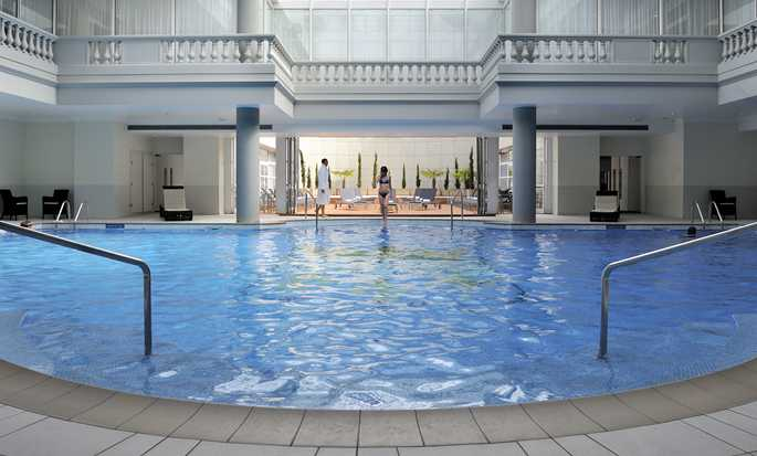 Waldorf Astoria Trianon Palace Versailles hotel, France - Indoor Pool