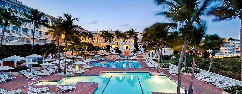 El Conquistador A Waldorf Astoria Resort Puerto Rico Outdoor Pool