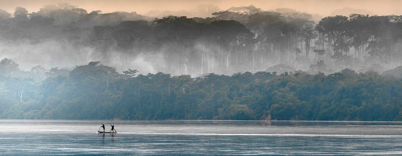 Congo - Sangha River