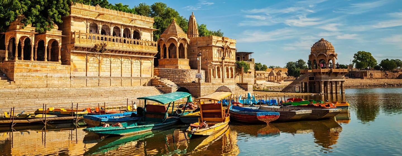 India - Gadi Sagar Lake