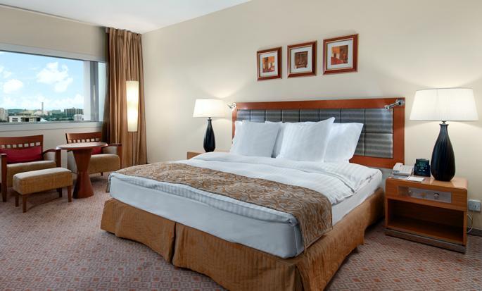 Transcorp Hilton Abuja hotel, Nigeria  - Guest Room