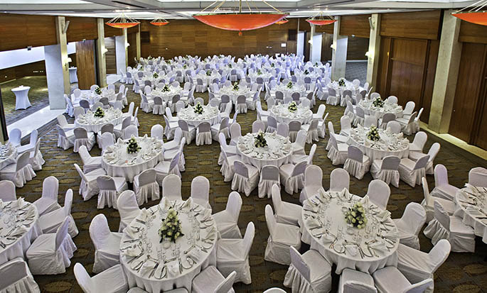 Hilton Addis Ababa, Ethiopia - Ballroom