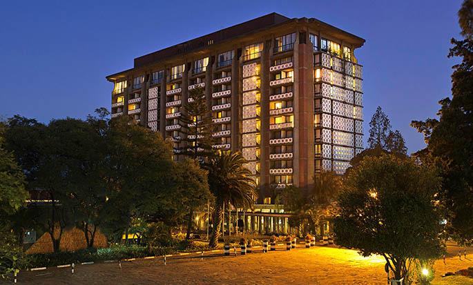 Hilton Addis Ababa, Ethiopia - Hotel exterior