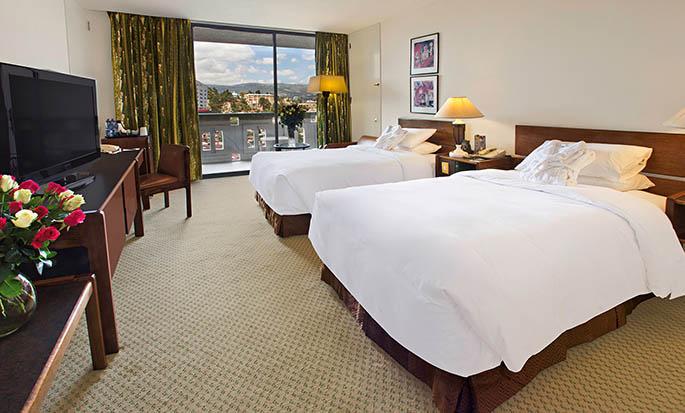 Hilton Addis Ababa, Ethiopia - Double room