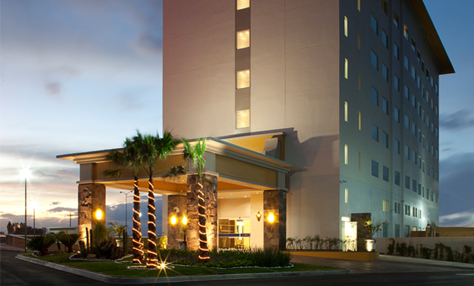 Hampton Inn by Hilton Silao-Aeropuerto Bajio, Guanajuato MX - Hotel exterior