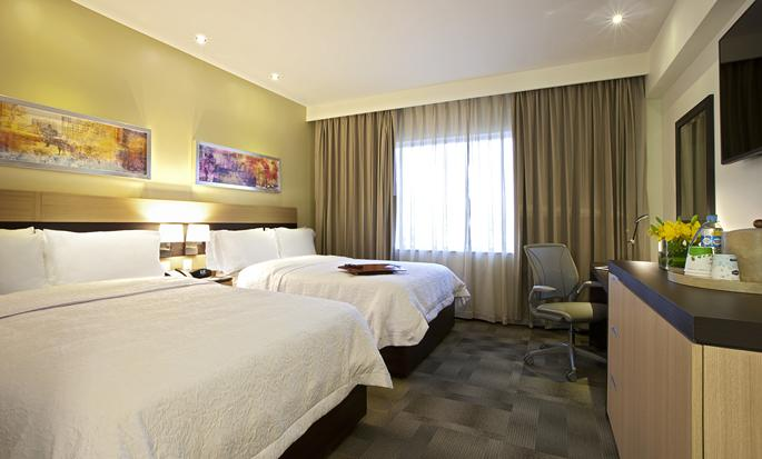 Hampton Inn by Hilton Silao-Aeropuerto Bajio, Guanajuato MX - Double Room
