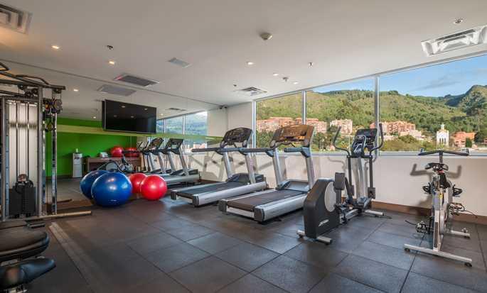 Hampton by Hilton Bogotá - Usaquén, Colombia - Fitness Center