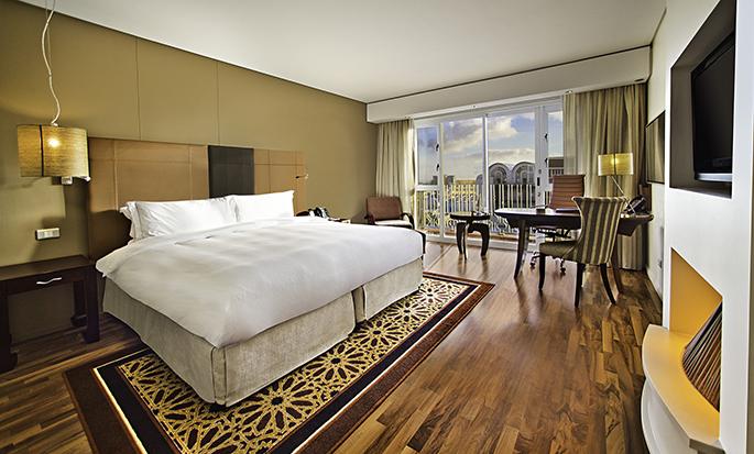 Hilton Cape Town City Centre - Guest Room