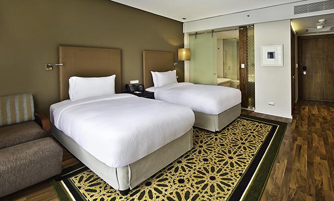 Hilton Cape Town City Centre - Twin Room