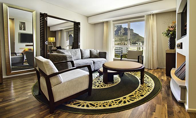 Hilton Cape Town City Centre - Suite