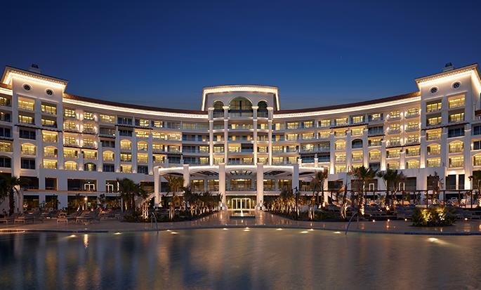 Waldorf Astoria Dubai Palm Jumeirah, UAE - Hotel Exterior