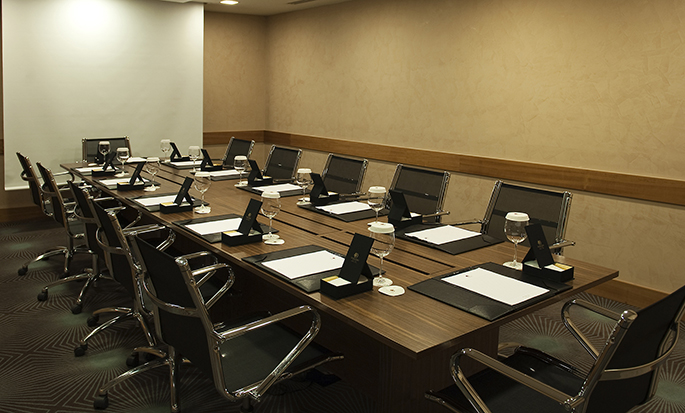 DoubleTree by Hilton Hotel Istanbul - Moda, Turkey - Meeting Room