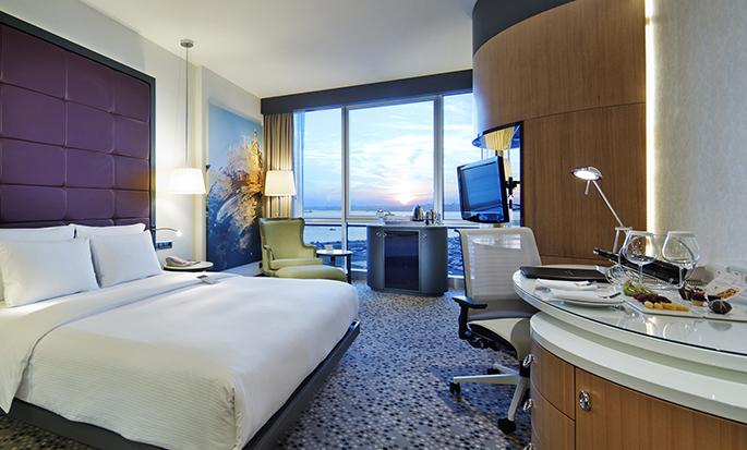 DoubleTree by Hilton Hotel Istanbul - Moda, Turkey - King Deluxe Room