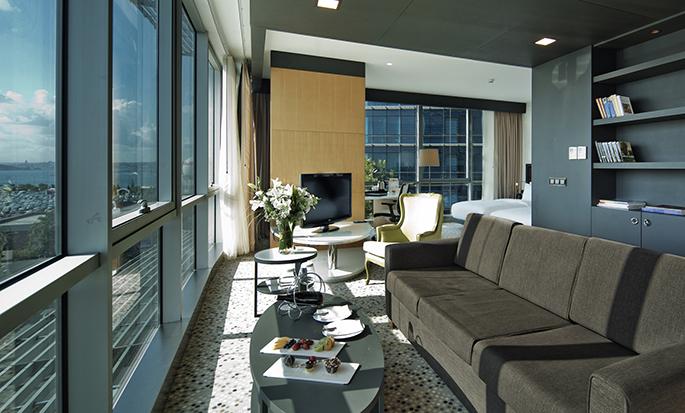 DoubleTree by Hilton Hotel Istanbul - Moda, Turkey - Junior Suite