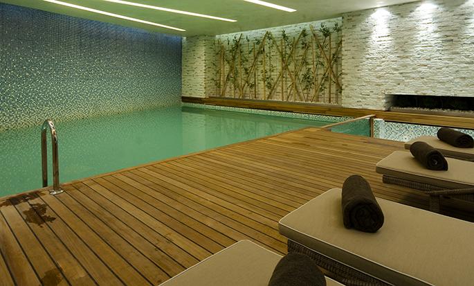 DoubleTree by Hilton Hotel Istanbul - Moda, Turkey - Pool