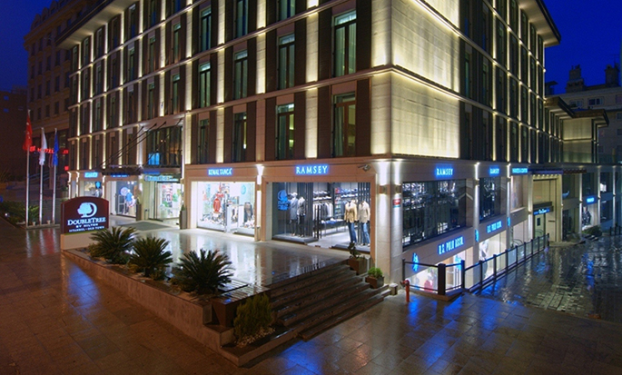 DoubleTree by Hilton Hotel Istanbul - Old Town, Turkey -  Hotel Exterior