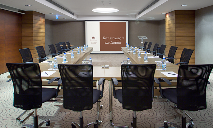 DoubleTree by Hilton Hotel Istanbul - Old Town, Turkey -  Meeting Room
