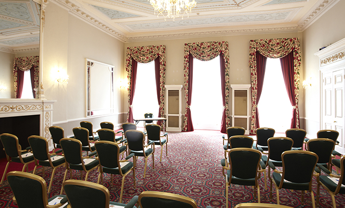 DoubleTree by Hilton Hotel London – Marble Arch, UK - Bryanston with Theatre Style Seating