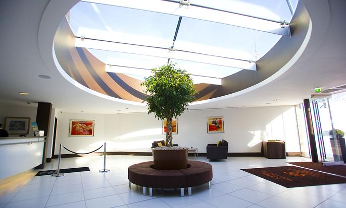 DoubleTree by Hilton Hotel & Spa Chester - Lobby