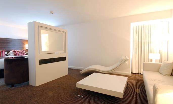 DoubleTree by Hilton Hotel & Spa Chester - Suite