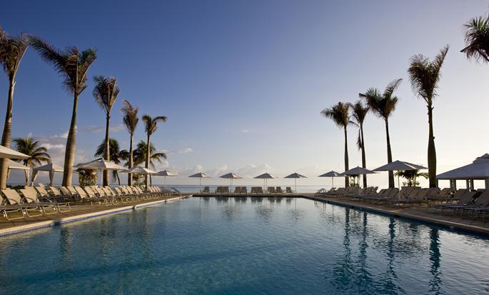 Hilton Rose Hall Resort & Spa, Jamaica - Pool