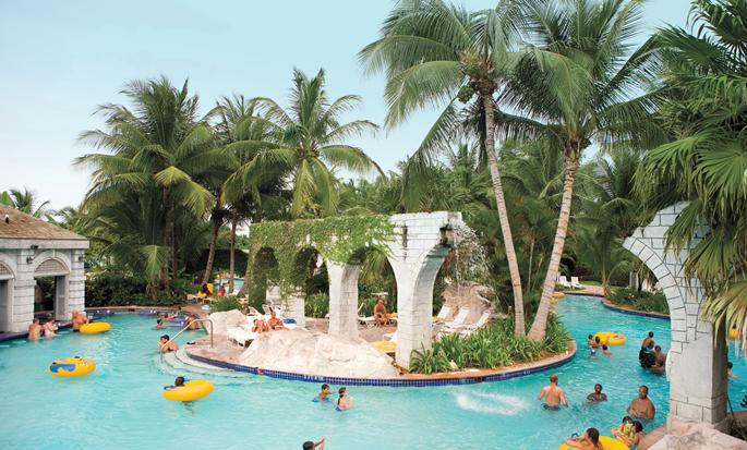 Hilton Rose Hall Resort & Spa, Jamaica - Water park