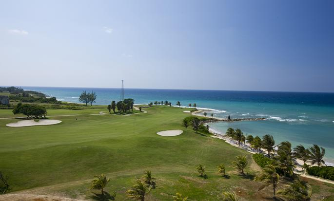 Hilton Rose Hall Resort & Spa, Jamaica - Golf course