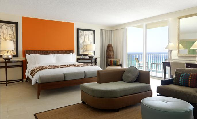 Hilton Rose Hall Resort & Spa, Jamaica - Guestroom