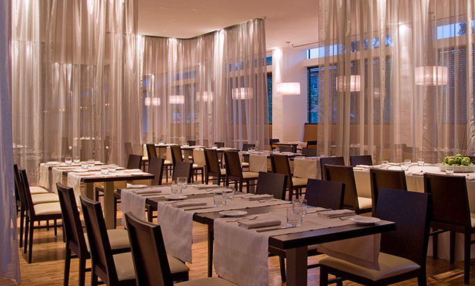 Hôtel DoubleTree by Hilton Milan, Italie- Restaurant