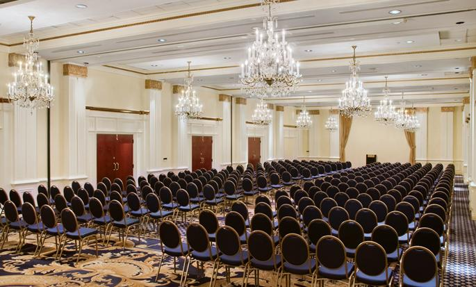British Colonial Hilton Nassau, Bahamas - Ballroom