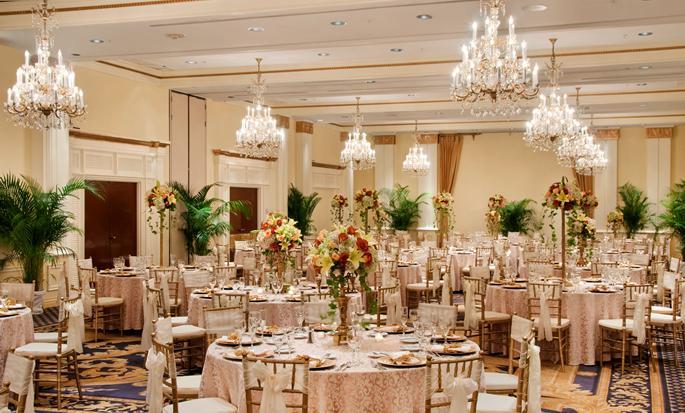 British Colonial Hilton Nassau, Bahamas - Banquet