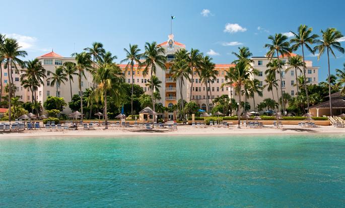 British Colonial Hilton Nassau, Bahamas - Hotel exterior