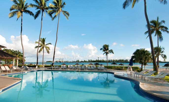British Colonial Hilton Nassau, Bahamas - Outdoor pool