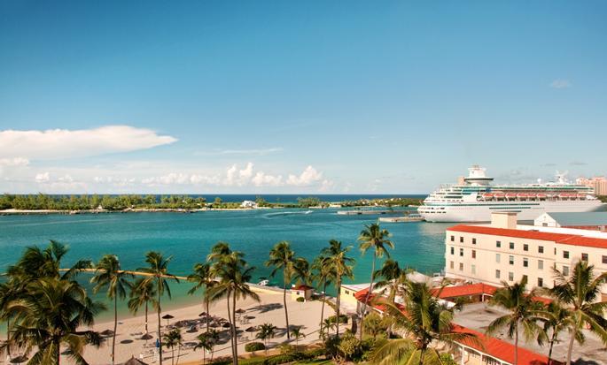 British Colonial Hilton Nassau, Bahamas - Beach
