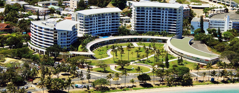 Hilton Noumea La Promenade Residences hotel, New Caledonia - Hotel Exterior