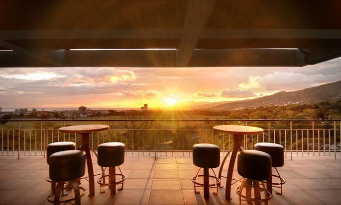 Hilton Trinidad & Conference Centre, Port of Spain - Sunset