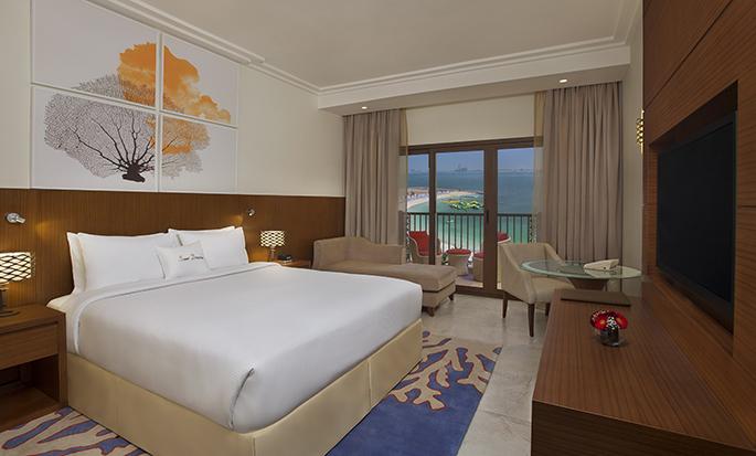 DoubleTree by Hilton Resort & Spa Marjan Island, Ras Al Khaimah, UAE - King room