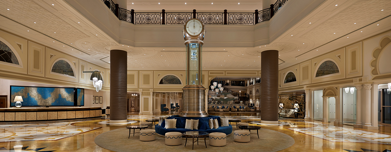 Ras al khaimah hotel waldorf astoria ras al khaimah uae for Hotel waldorf astoria