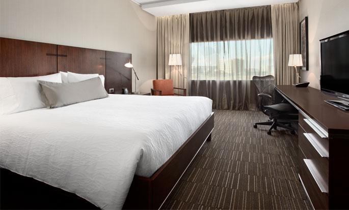 Hilton Garden Inn Santiago Airport, Chile - Guestroom