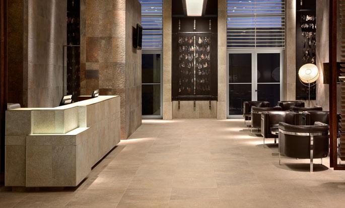 Hilton Garden Inn Santiago Airport, Chile - Lobby