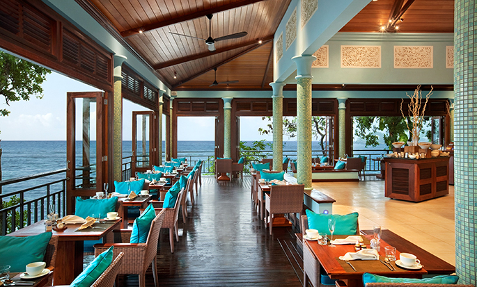 Hilton Seychelles Northolme Resort and Spa - Hiltontop Restaurant