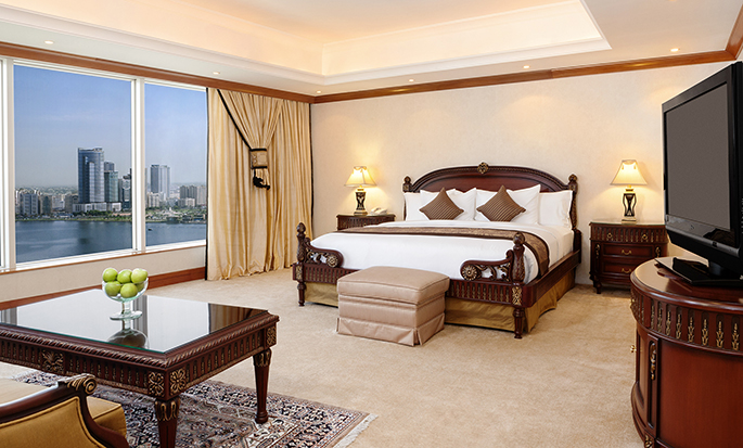 Hilton Sharjah Hotel, UAE - Suite