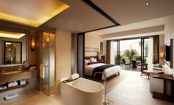 DoubleTree Resort by Hilton Hotel Sanya Haitang Bay, China - Ocean View Suite