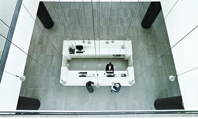 DoubleTree by Hilton Hotel Venice - North, Italy - Lobby Area